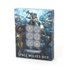Dice - Space Wolves