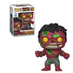 Pop! - Marvel Zombies - Red Hulk Vinyl Fig (Funko #790)