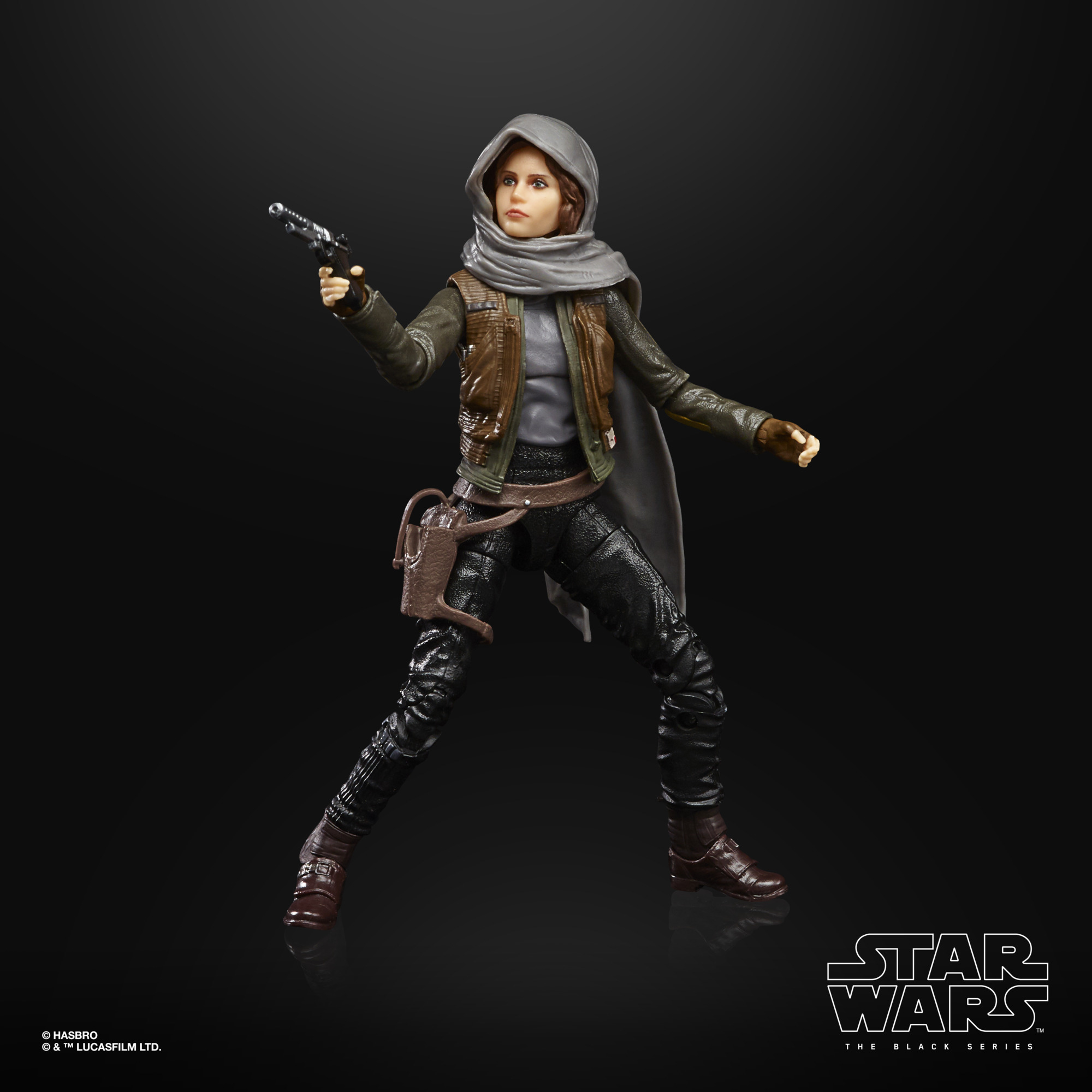 Star Wars - The Black Series - Rogue One - Jynn Erso Action Figure