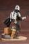Star Wars - The Mandalorian and The Child ArtFx PVC Statue