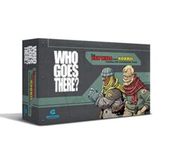 Who goes there? - Van Wall and Norris expansion