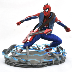 Marvel Gallery - PS4 Spider-Man - Spider-Punk PVC Statue