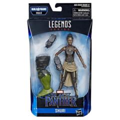 Marvel Legends - Black Panther - Shuri 6in BAF