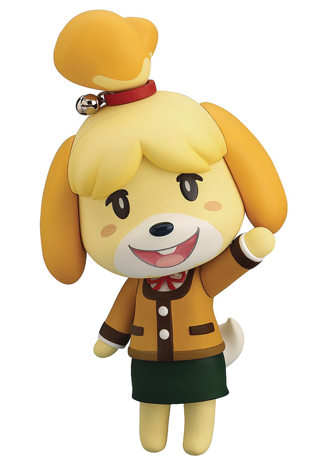 Nendoroid - Animal Crossing New Leaf Shizue Isabelle Winter Version (#386)