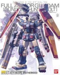 Gundam MG - Full Armor Gundam Ver. Ka [Gundam Thunderbolt]