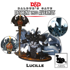 D&D Collector's Series - Lucille Pit Fiend