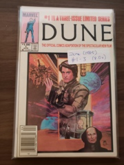 Dune (1985) #1-3 (8.0+) The Official Comics Adaptation
