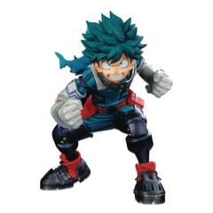 Banpresto World Colosseum Masters Stars - My Hero Academia - Izuku Midoriya V1