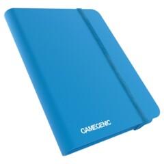 Gamegenic - Casual Album - 8 Pocket - Blue