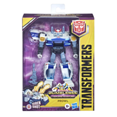 Transformers - Bumblebee Cyberverse Adventures - Prowl