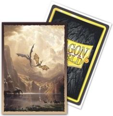 Dragon Shield - Brushed Art Sleeves - Among Sierra Nevada 100 ct