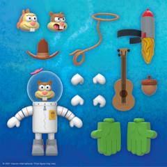 SpongeBob Squarepants Ultimates! - Sandy Cheeks Action Figure