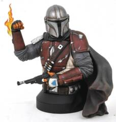Star Wars - Mandalorian 1/6 Scale Bust