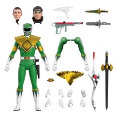 Mighty Morphin Power Rangers Ultimates! - Green Ranger Action Figure