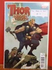 Thor : Heaven & Hell (Marvel 2011) #1-4