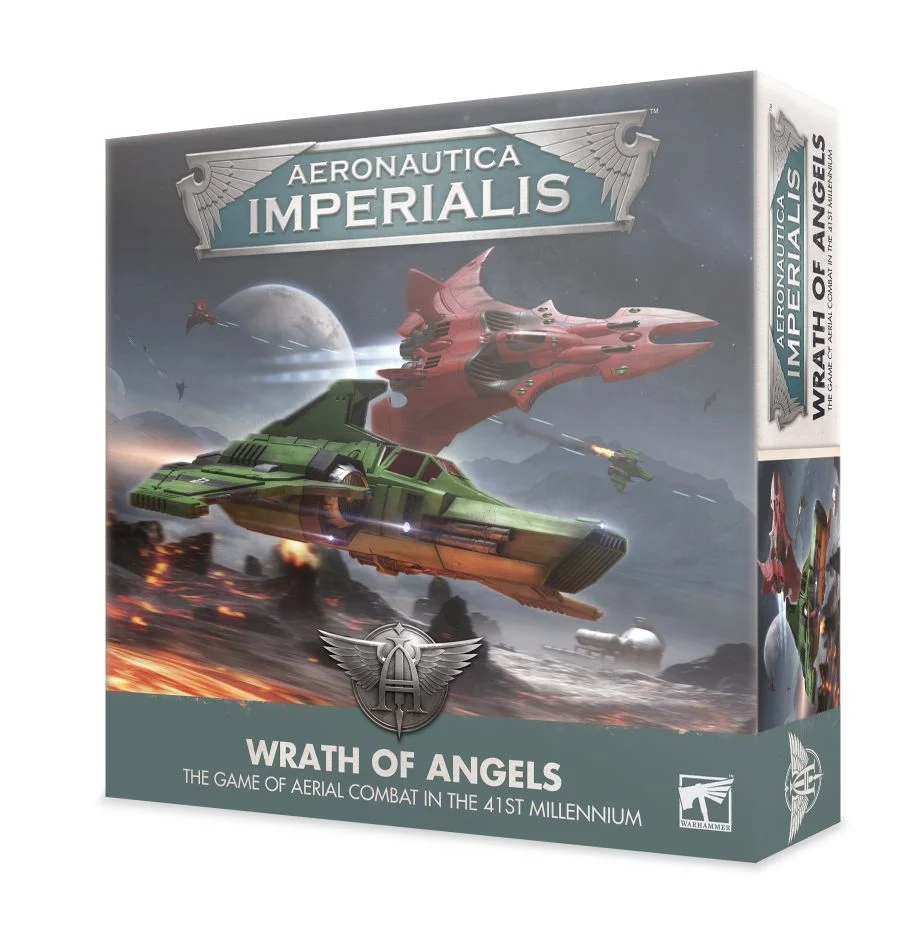 Aeronautica Imperialis - Wrath Of Angels