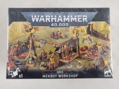 Orks - Mekboy Workshop