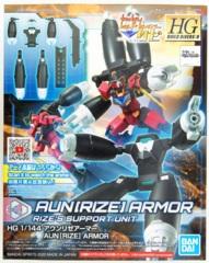 Gundam - HG Build Divers:R - Aun (Rize) Armor (1/100)
