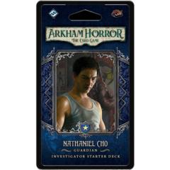 Arkham Horror LCG - Nathaniel Cho Guardian - Investigator Deck
