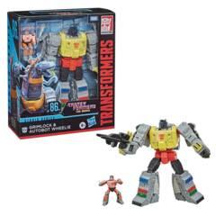 Transformers Generations - The Movie 86 Series #06 - Grimlock & Wheelie