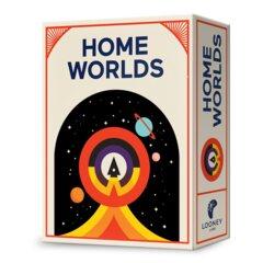 Pyramid Arcade - Homeworlds
