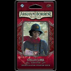 Arkham Horror LCG - Stella Clark Survivor - Investigator Deck
