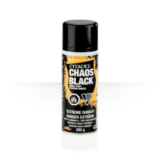 Citadel Spray Chaos Black (can not ship)