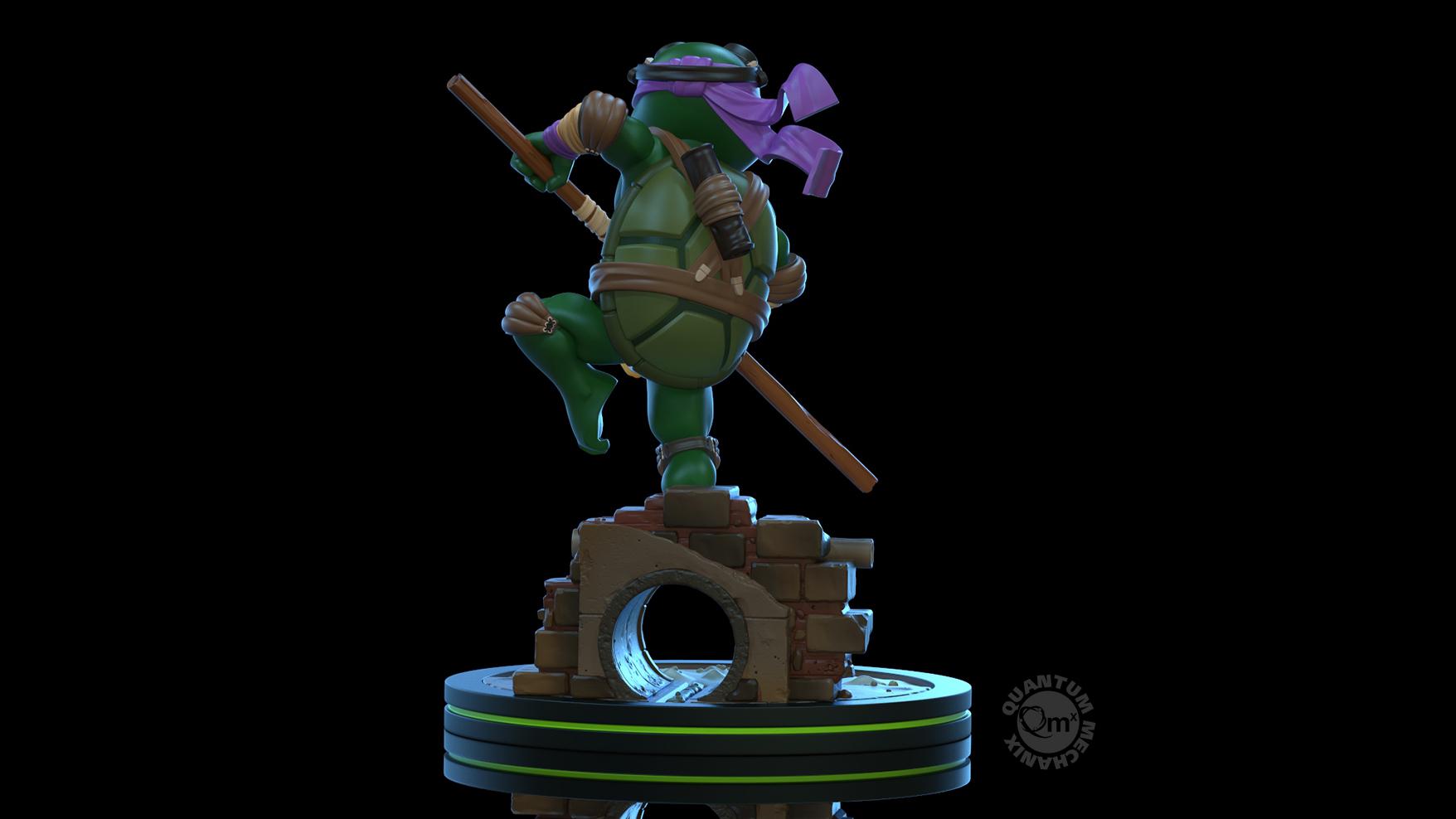TMNT - Donatello Diorama Figure