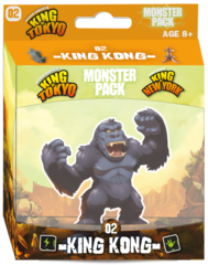 King of Tokyo - Monster Pack - 02 King Kong