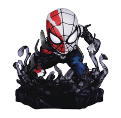 Marvel Comics Mini Egg Attack MEA-018 - Maximum Venom - Venomized Spider-Man