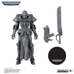 Warhammer 40,000 - Adepta Sororitas Battle Sister Artist Proof Action Figure Wave 2 (McFarlane Toys)