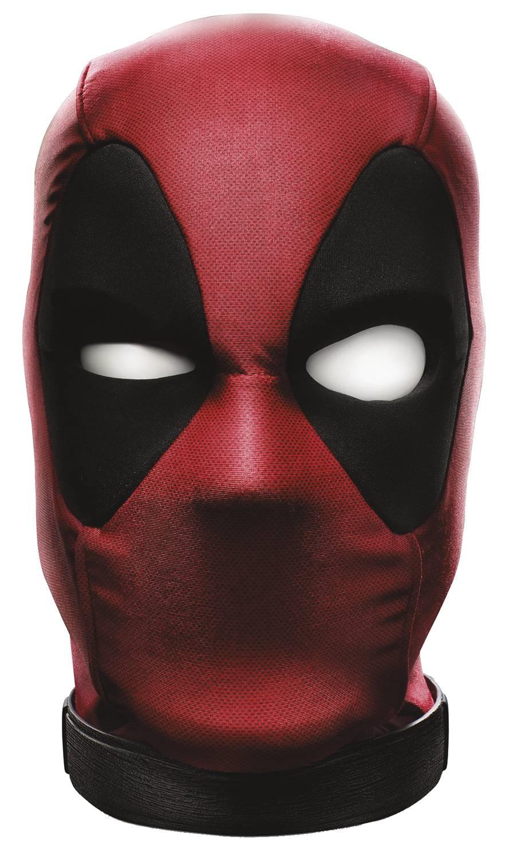 Marvel Deadpool Electronic Interactive Head