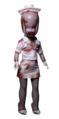 Living Dead Dolls - Silent Hill 2 Bubble Head Nurse