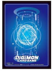Carddass Sleeves - Digimon - DigiEgg 60 ct