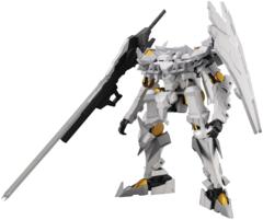 Frame Arms - Type-Hector Durandal Plastic Model Kit