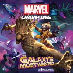 Marvel Champions LCG - The Galaxy's Most Wanted Expansion