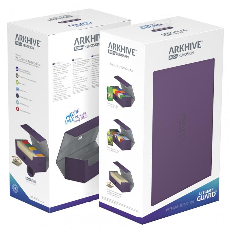 Ultimate Guard - Arkhive 800+ Xenoskin - Purple