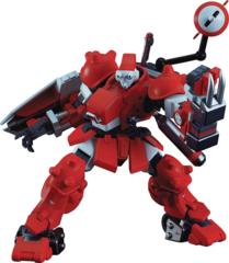 Moderoid - Cyberbots Full Metal Madness - Blodia Plastic Model Kit