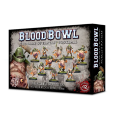 Blood Bowl - Nurgle's Rotters Nurgle Blood Bowl Team