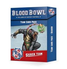 Blood Bowl - Team Cards - Skaven