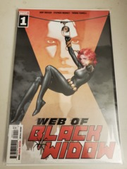 Web of Black Widow (Marvel Comics 2019) #1-5
