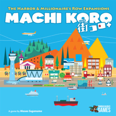 Machi Koro - The Harbor & Millionaire's Row Expansions