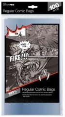 Comic Bag - Regular (7-1/8