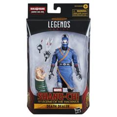 Marvel Legends - Shang-Chi Movie -  Death Dealer Action Figure (BAF Mr. Hyde)