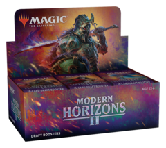 Modern Horizons 2 Draft Booster Box (No Pay in Store, or Store Credit)