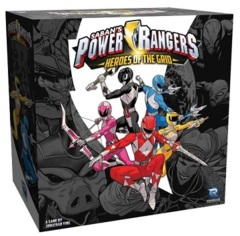 Saban's Power Rangers - Heroes of the Grid Base Game