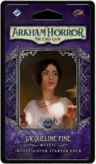 Arkham Horror LCG - Jacqueline Fine Mystic - Investigator Deck