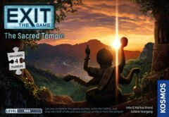 Exit The Game + Puzzle – The Sacred Temple