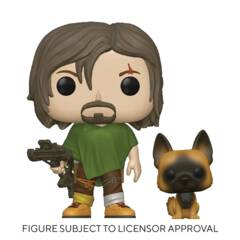 Pop! Television - The Walking Dead - Daryl