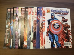 Captain America and the Falcon (2004) #1-14 Complete Series (8.0 - 9.2)